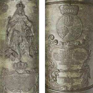 Details canons prussiens batterie triomphale