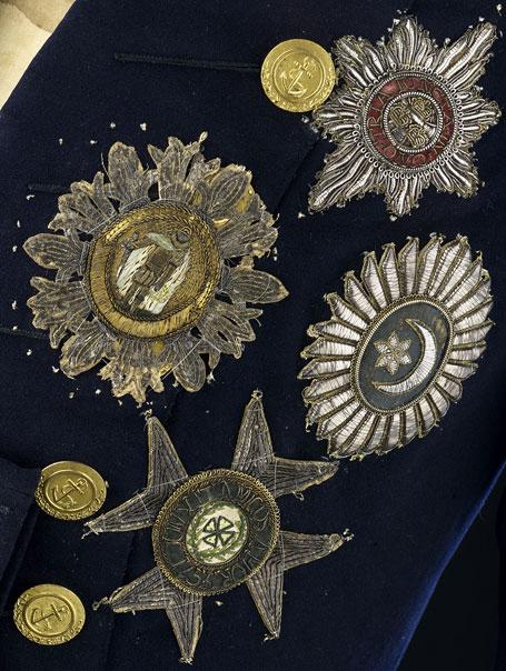 MA Nelson decoration Des prêts exceptionnels pour l'exposition Napoléon et l'Europe