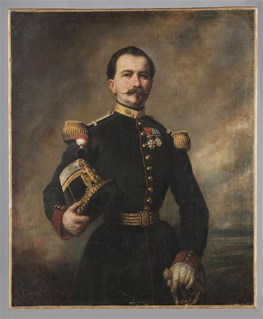 Le colonel Louis-Julien Signorino