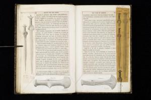 Catalogue collections composant le musée d'Artillerie, part1 armes antiques