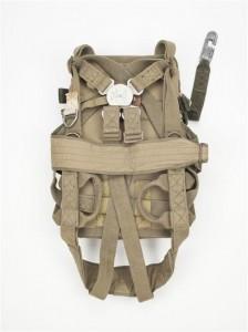 Parachute americain type T7 224x300 Récentes acquisitions au musée de lArmée