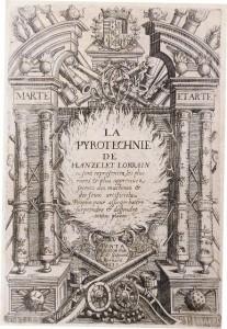 Za 4 207x300 Pyrotechnie, machines de guerre... trois livres rares du XVIIe siècle à la Bibliothèque