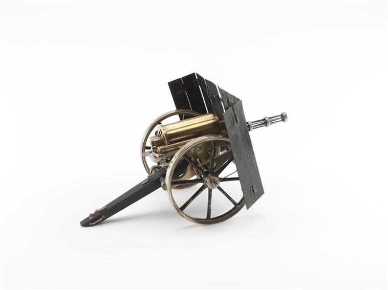 13 511634 Le canon révolver de monsieur de Brame