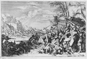 06 518171 300x203 Scènes de massacres de Romeyn de Hooghe