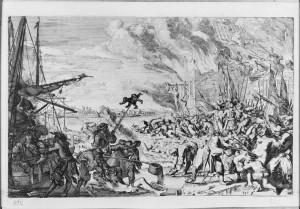 06 518174 300x209 Scènes de massacres de Romeyn de Hooghe