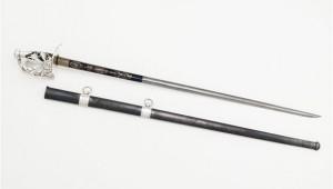 MA BC armes honneur 20140716 300x170 Modèle de sabre d'honneur pour les officiers de cavalerie de ligne