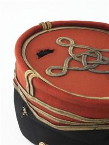14 553480 225x300 Le képi polo du capitaine Louis Frélaut : une coiffe caractéristique des officiers en août 1914