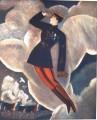 Guynemer 97x120 Dans le ciel de la patrie : Jean Cocteau et l'aviation en 1914 1918