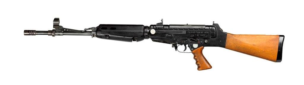 Arme Prototype