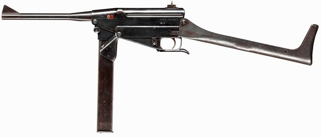 PM-MAC-47-1 - Musée de l'Armée
