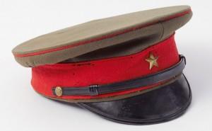 Casquette jap 15 523701 photo allegee 300x185 Coiffes dofficiers de la Seconde Guerre mondiale, 2nde partie