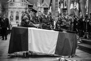 Moissac, le 21 octobre 2010. Obsèques de Thibault Miloche.