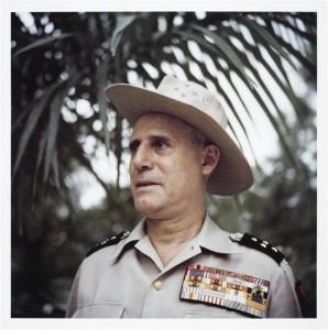 Général Raoul Salan. Na San 1952