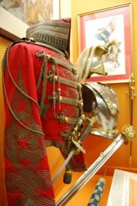 Musée de la Cavalerie 1 200x300 Récolement aux musées militaires de Saumur