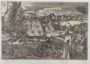 06 504626 300x214 Le Paysage avec canon d'Albrecht Dürer : une gravure énigmatique