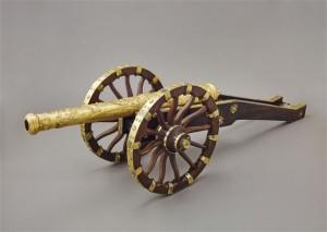 15 623382 300x213 Le canon de Franche Comté, joyau de la collection des modèles d'artillerie du musée de l'Armée