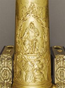 15 623391 224x300 Le canon de Franche Comté, joyau de la collection des modèles d'artillerie du musée de l'Armée