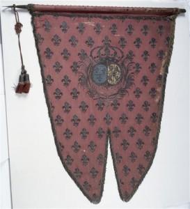 06 532322 273x300 Les emblèmes du régiment de cavalerie de Penthièvre