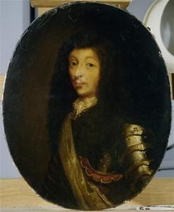 06 515219 246x300 Un souvenir de la famille d'Orléans, le portrait de  Louis II de Bourbon, duc dEnghien puis prince de Condé (1621 1686)