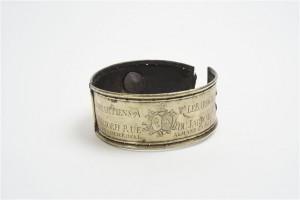 Collier de chien, vers 1772, France