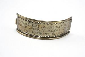 fragment de collier de Chien