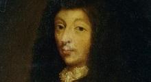 Un souvenir de la famille d'Orléans, le portrait de  «Louis II de Bourbon, duc d'Enghien puis prince de Condé (1621-1686)»