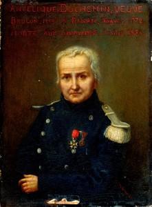Angélique Duchemin, femme-soldat