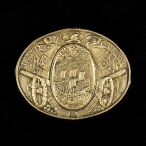 Plaque giberne 1 16 539741 300x300 Le décor des plaques de giberne de la Garde Nationale à la Révolution