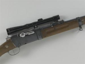 Lebel lunette 08 520192 300x225 Harceler lennemi pendant la Première Guerre mondiale