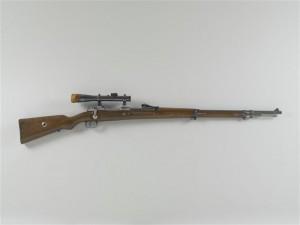 Mauser 08 520191 300x225 Harceler lennemi pendant la Première Guerre mondiale