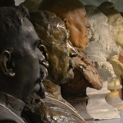 La collection de sculptures du Musée de l'armée. Le chantier de récolement