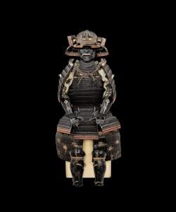 06 503346BD 250x300 Les armures japonaises du musée de lArmée