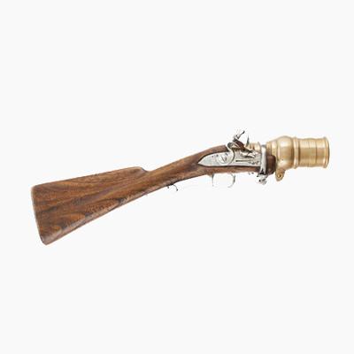 La restauration d'une pièce rare : une grenade à fusil du XVIIIe siècle