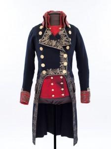 14 504537BD 225x300 Habit de grand uniforme dofficier général, porté par le général de division Jacques Zacharie Destaing
