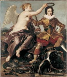 MA Collections Portrait Louis XIII 261x300 Les portraits princiers de Rubens, au Musée du Luxembourg mais aussi au musée de l'Armée ?