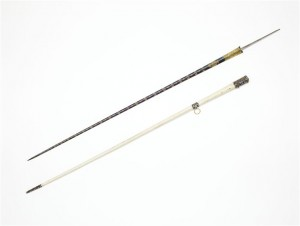 Epée attribuée à Louis XVI