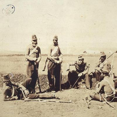 Focus sur les collections de photographies : la guerre de Crimée (1854-1856)
