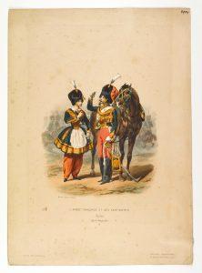 N°Inv. 2019.0.9 222x300 La vivandière et la cantinière dans les collections du musée de lArmée